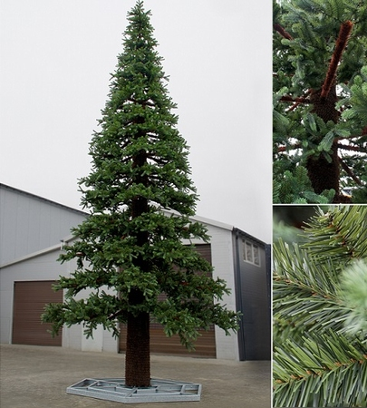 Pine tree extra indoor 500 cm