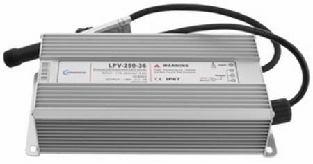 Transformator met stekker IP67