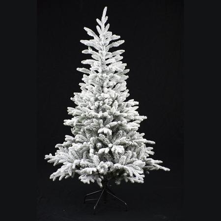 Besneeuwde kunstkerstboom Kingston 240