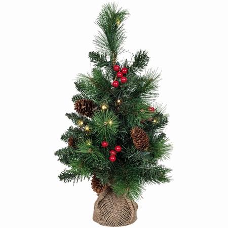 kleine kunstkerstboom 45 cm