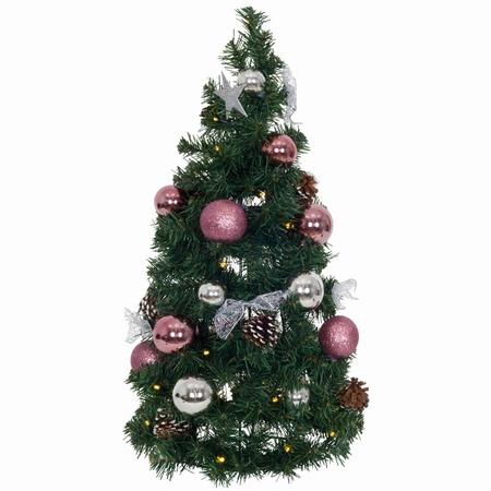 kunstkerstboom Noel met decoratie