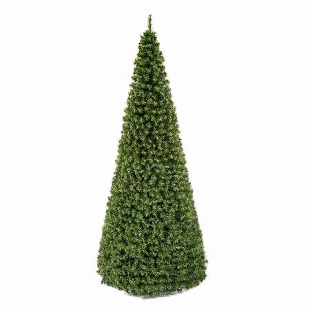 Grote Kunstkerstboom Standaard 12,1 meter