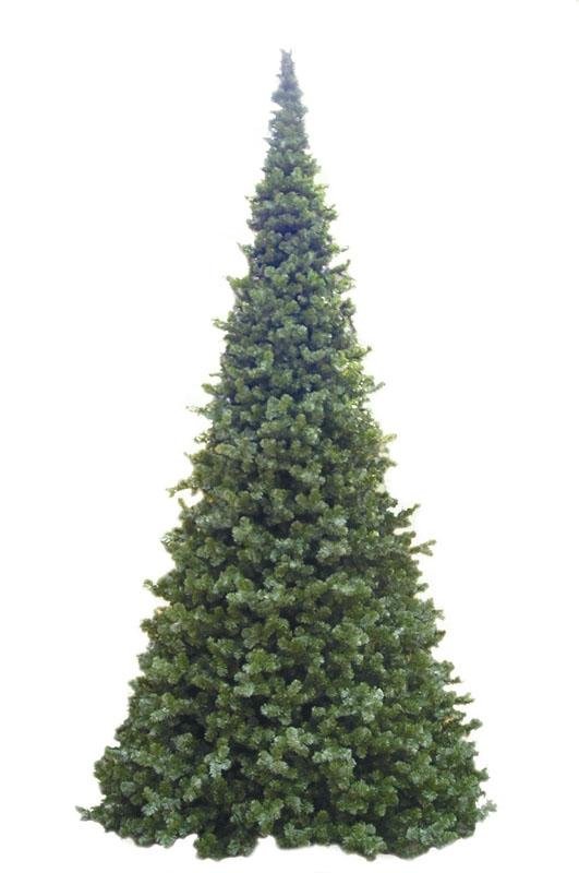 Grote Kunstkerstboom Exclusive 9,5 meter