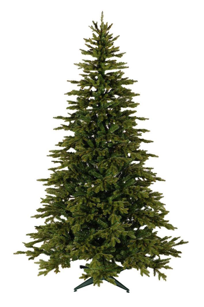 Kunstkerstboom Premium met PE takken 210 cm