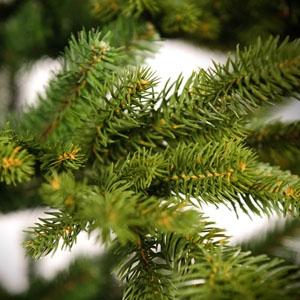 Kunstkerstboom Premium met PE takken 240 cm