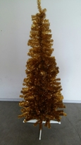 Kunstkerstboom Silhouette Gold 150 cm